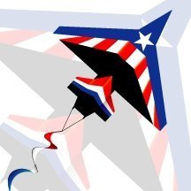4ft-2d-stars-stripes-jet-kite-easy-flyer-and-ready-to-fly