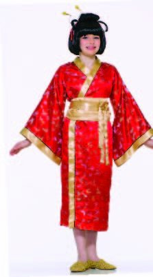 Child (Madame Butterfly Costume)