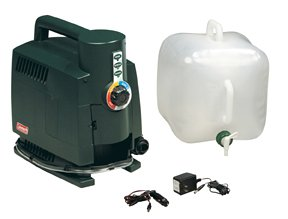 Coleman Hot Water-On-Demand Portable Water Heater