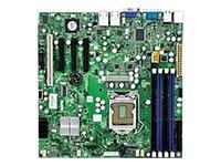 Intel 3400 Lga1156 Qc Max-32gb Ddr3 Atx 2pcie8 Pcie4 Pci Lan 2gbe