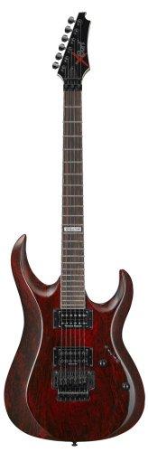 Cort - guitare electrique - serie x - x-custom mrc - mystic red crazer