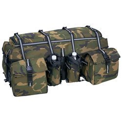 5pc Nylon Camo ATV Bag Set