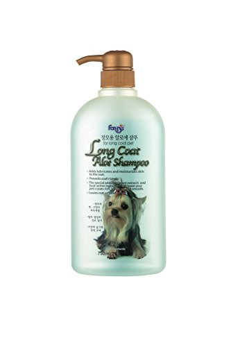 Forbis Long Coat Aloe Dog Shampoo, 750 Ml