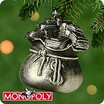 Click to search for Monopoly Hallmark Christmas ornaments on eBay!