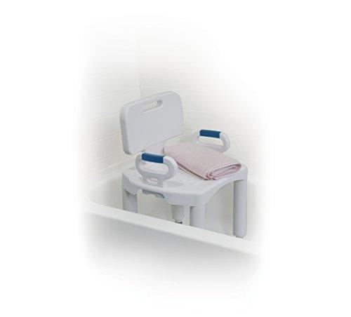 adult bath safety chair bathroom tub bathing support dsability shower seat home ebay. Black Bedroom Furniture Sets. Home Design Ideas