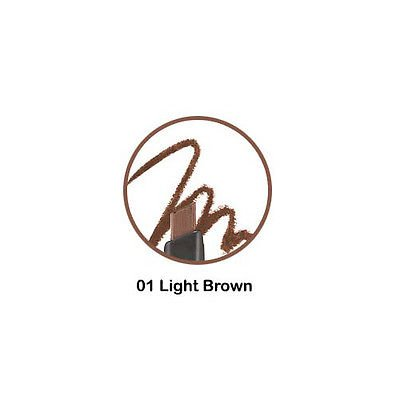 Designing Eyebrow Auto eye brow pencil #1 Light Brown 0.3g (Lioele Auto Brow Pencil compare prices)