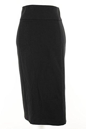 Class Roberto Cavalli Womens Pencil Skirt Size 4 Regular - Black Viscose Blend