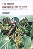 img - for The Family Euphorbiaceae in India book / textbook / text book