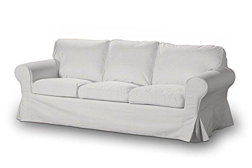 Dekoria 610 705 01 rivestimento per divano extorp 3 posti non richiudibile e ebay - Rivestimento divano ikea ...