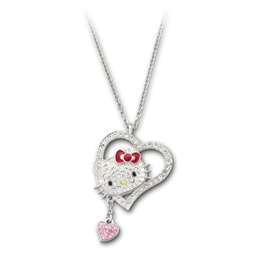 Swarovski - Hello Kitty Iconic Heart Anhänger, 1106120