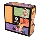 : KEVA Planks 100 Piece Construction Set