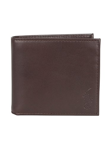 polo-ralph-lauren-hombre-billetero-logotipo-monedero-marron-one-size