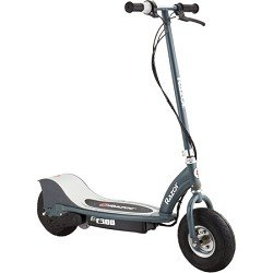 New Razor E300 Electric Scooter (Matte Gray, 41 x 17 x 42-Inch)