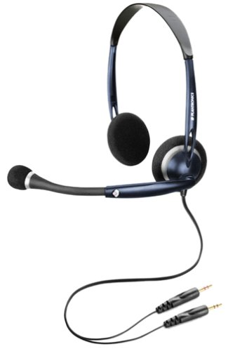 Plantronics-Audio-40-Stereo-On-Ear-Headset