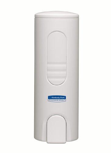 Kimberly-Clark Professional 6982 Dispenser per Detergente per Mani in Schiuma, Flacone Morbido, Bianco