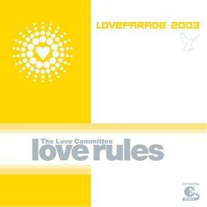 The Love Committee - Love Rules - Zortam Music