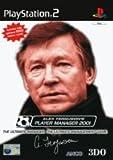 Alex Ferguson Player Manager 2001 (PS)