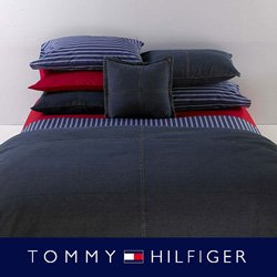 7 Piece Tommy Hilfiger All American Denim Mini Set Queen (1000 TC Egyptian  Cotton Sheet Set)