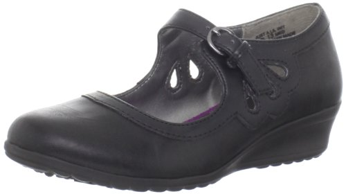 Kenneth Cole Reaction Just A Lil Wit Wedge Dress Shoe (Little Kid/Big Kid)