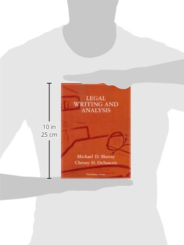 Legal Writing and Analysis [With Free Web Access] (Interactive Casebook Series)