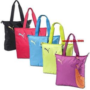 Puma Tasche Fundamentals Shopper, Borsa a mano donna, Unisex, Tasche Fundamentals Shopper, rosa
