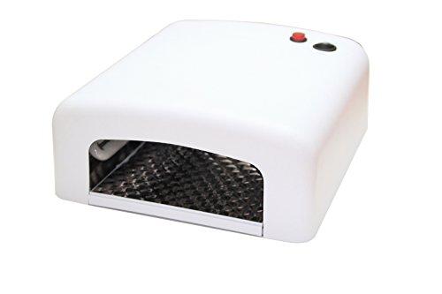 パジコ UVレジン UVライト 紫外線照射機 36W タイマー付き 404181