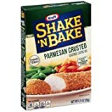 Shake 'N Bake Seasoned Coating Mix, Parmesan, 5.75-Ounce Boxes (Pack of 8)