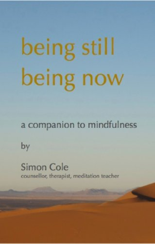 Image of Being Still Being Now - a companion to mindfulness