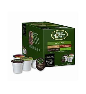 Keurig 6507 K-Cup Mini-Brewers, Green Mountain Variety Pack, 16 K-Cups front-597021