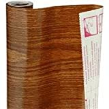 Ultra Honey Oak Adhesive Contact Paper