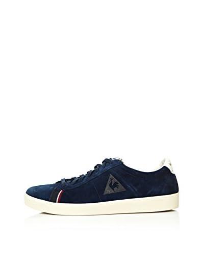 Le Coq Sportif Zapatillas Dax Suede Azul