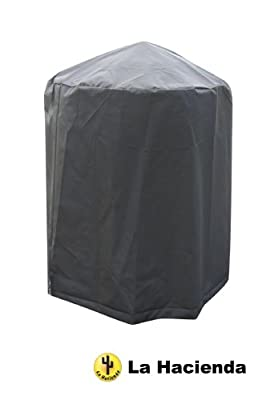 Fire Pit Cover Tall Fire Pit Table Cover For Garden Grill La Haciender Compatible from Worldstores
