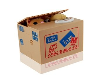 cute-cat-collecting-money-coin-bank-yellow-worldwide-free-shiping