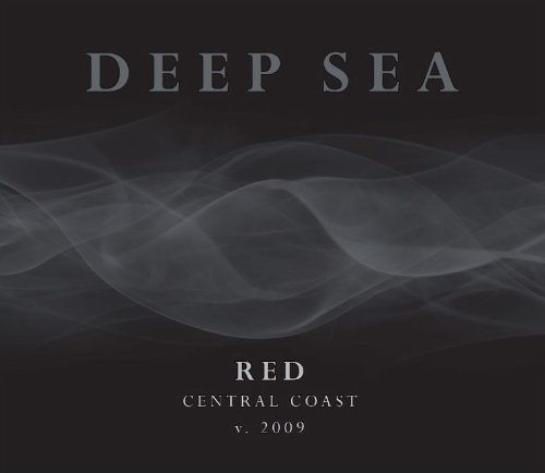 2009 Deep Sea Red Blend, Central Coast 750 Ml