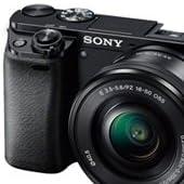 SONY(ソニー) α6000 パワーズームレンズキット(ブラック/デジタル一眼) ILCE-6000L B