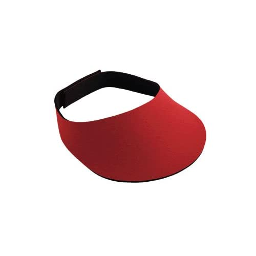 Amazon.com: Head Gasket Neoprene Visor in Maroon