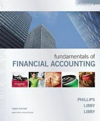 Loose-Leaf Fundamentals of Financial Accounting 3th (third) edition