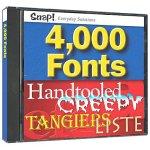 Snap 4000 FontsB000099SKE