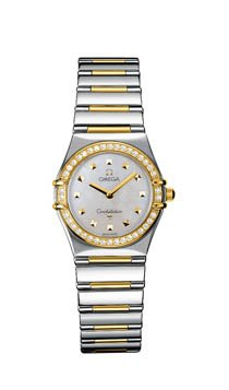 Omega Constellation My Choice Ladies Watch 1376.71.00 from Omega