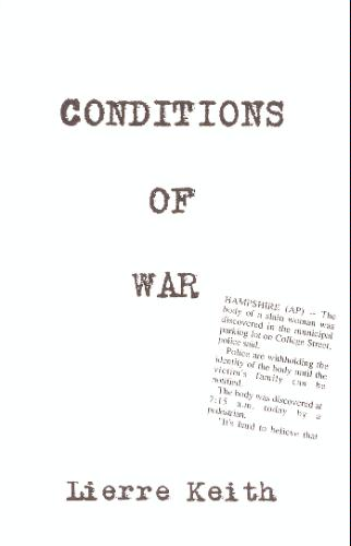 Conditions of War, Keith, Lierre