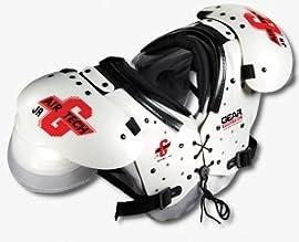 Gear 2000 GS-F Air Tech Jr Youth Football Shoulder Pads