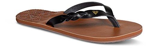 roxy-roxy-liza-sandals-damen-zehentrenner-schwarz-black-37-eu