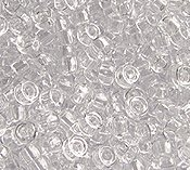 JOLLY STORE Crafts Crystal Transparent Pony Beads 9x6mm 500pc (Crystals Crafts compare prices)