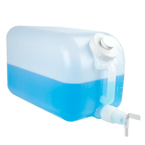 "5 Gallon HDPE Carboy with 7/16"" OD Outlet"