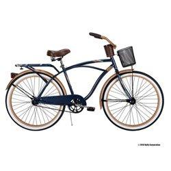 Huffy 26-Inch Men's Cruiser Deluxe Bike (Blue)