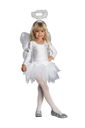 Child's Angel Costume Kit