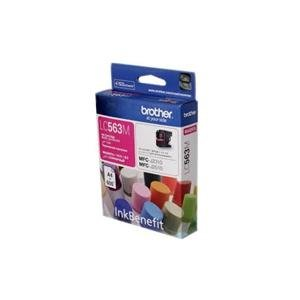 Brother LC563 Ink Cartridge - Magenta Ink