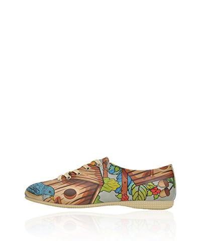 DOGO Zapatos de cordones Blue Bird
