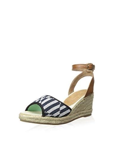 Soludos Women's Beaded Espadrille Wedge Sandal