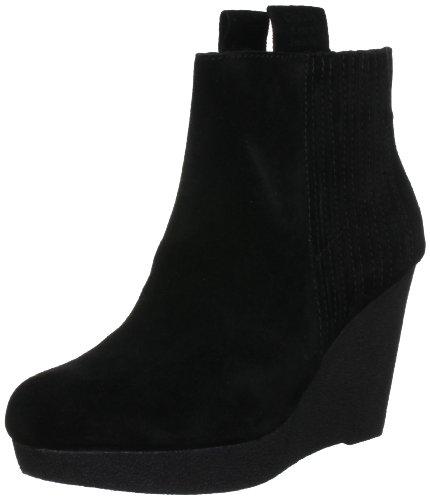 Calvin Klein Jeans Suzie Suede Womens Ankle Boots